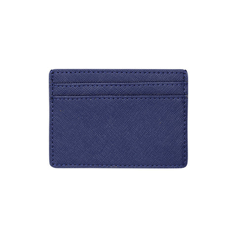 SOLD OUT - BLACK 5 SLOT CARD HOLDER - SAFFIANO LEATHER