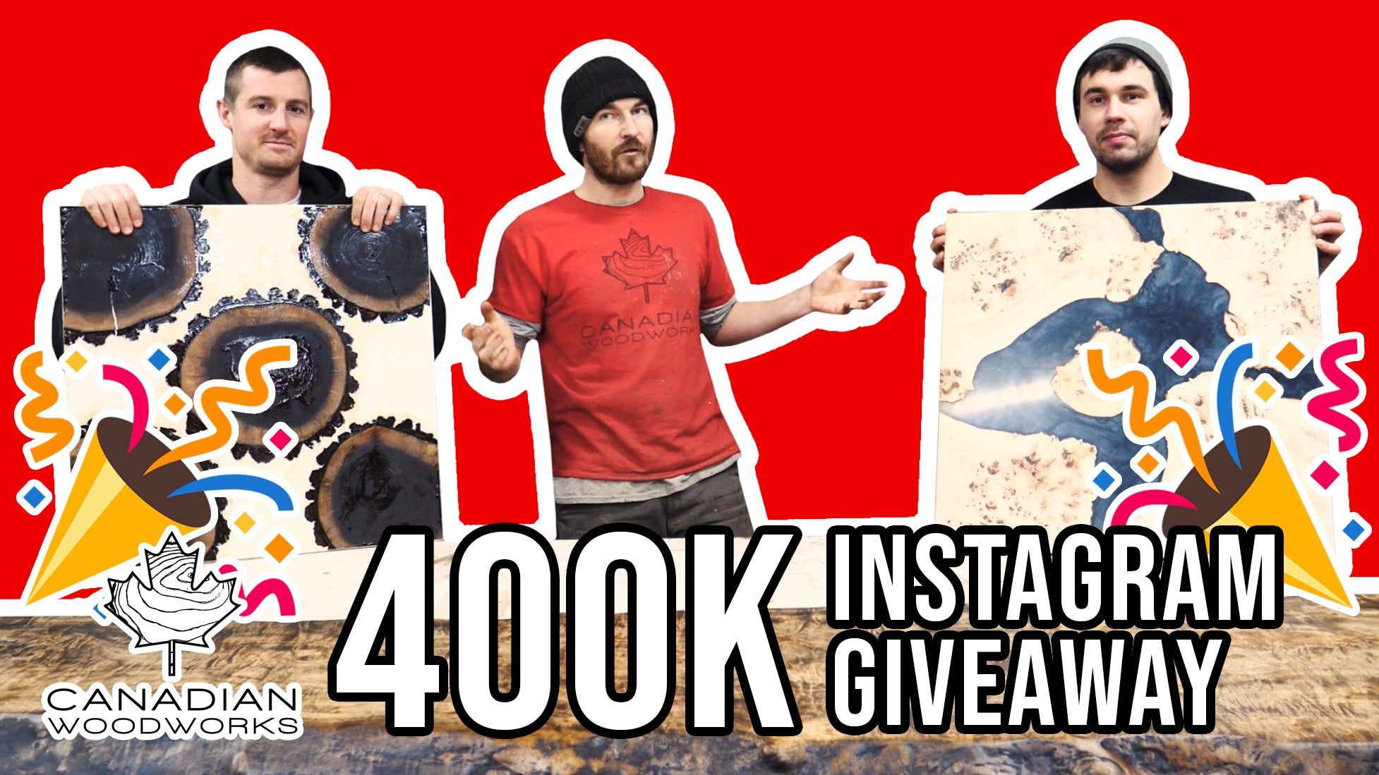 400K Followers on Instagram GIVEAWAY CONTEST!