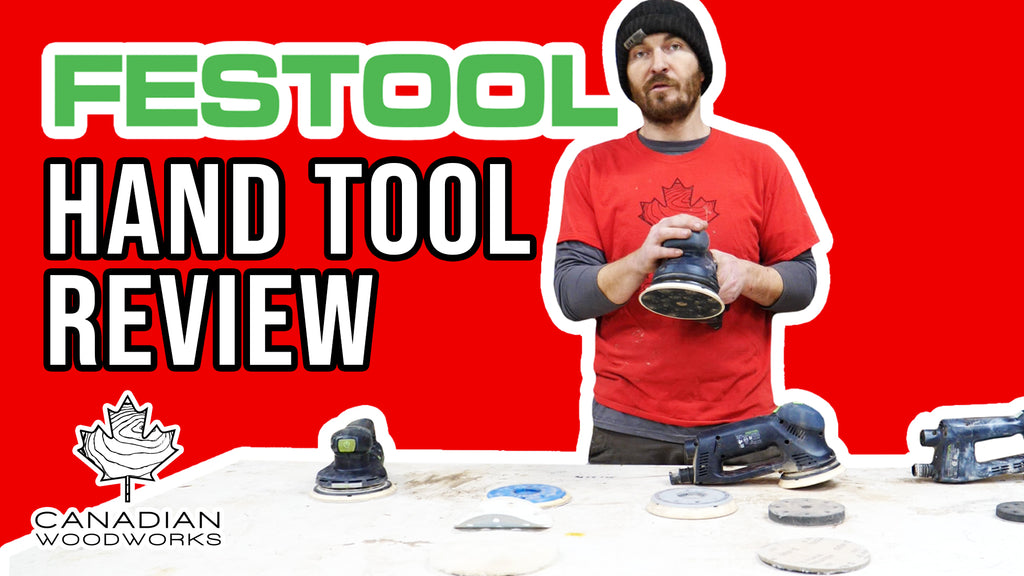 Paul Reviews the Handtools We Use Most... FESTOOL!