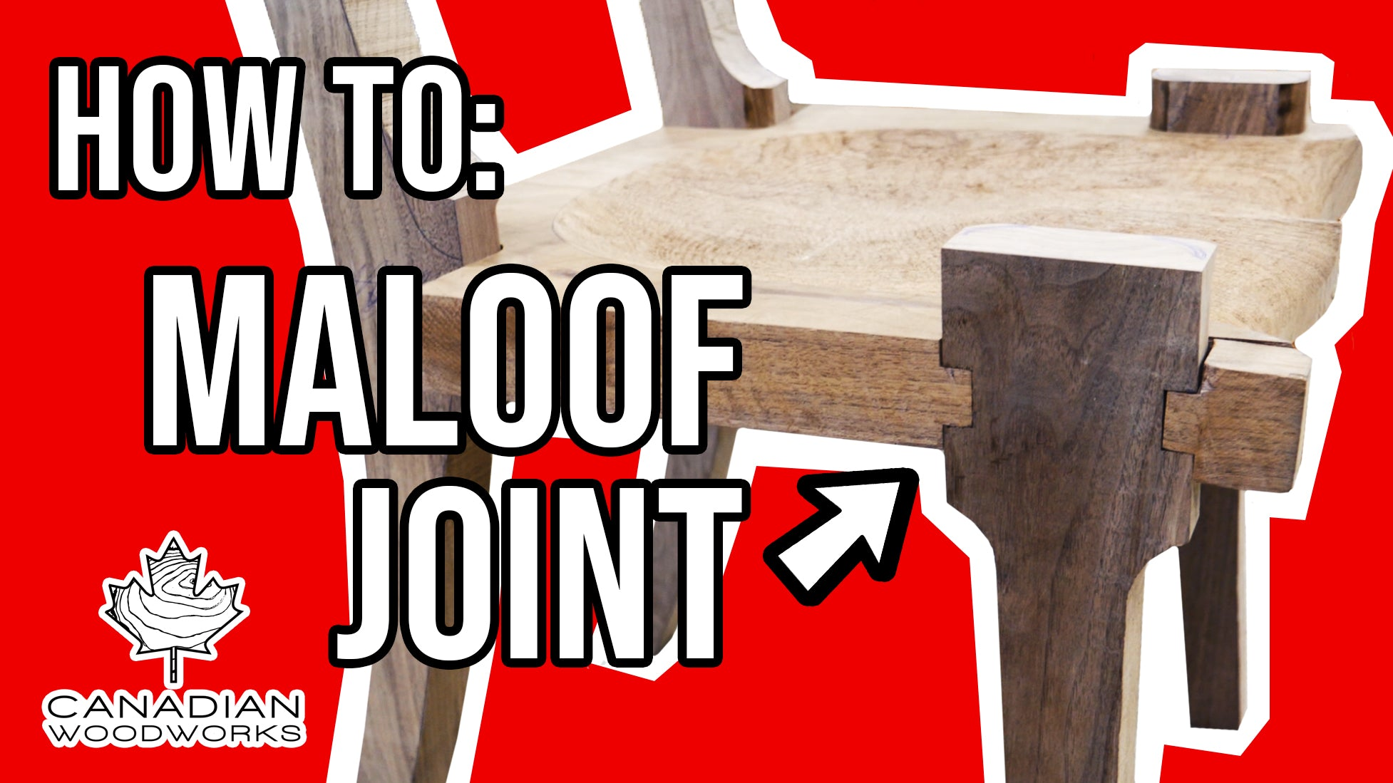 Making a Maloof Joint