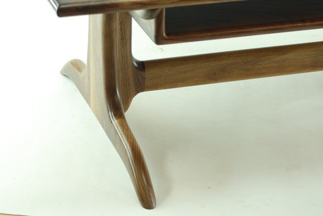 Sculpted Trestle Coffee Table Templates Canadian Woodworks