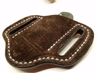 Hippopotamus Skin Small sheath