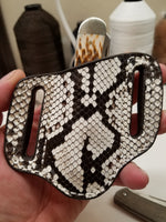 Python Snake Small Sheath
