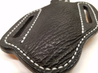 Shark Skin Large Sheath- Black