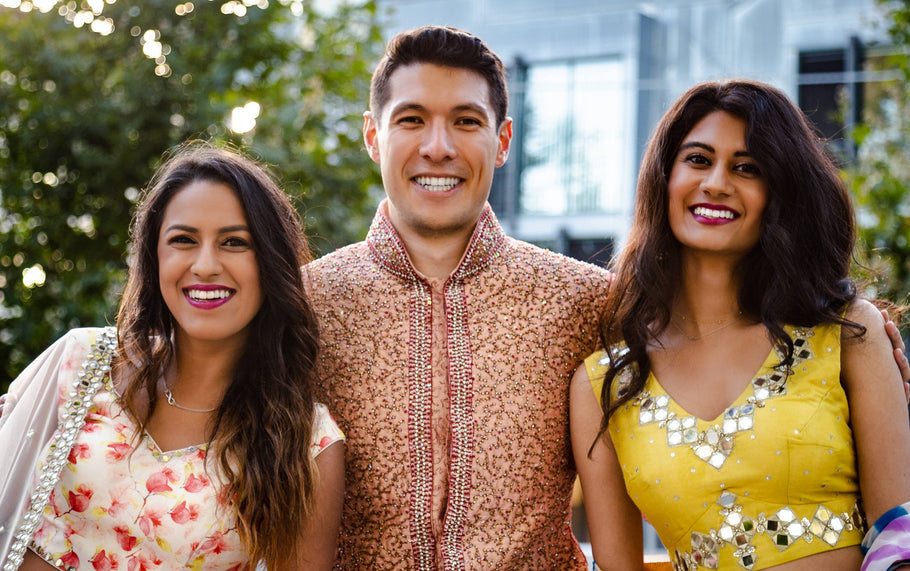 Brides and Grooms trust Riya Collective for their wedding guests