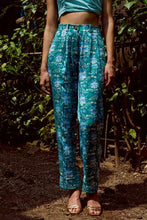 Load image into Gallery viewer, Raat Rani Silk Trousers
