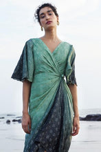 Load image into Gallery viewer, Noor Draped Dress