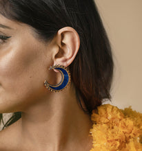 Load image into Gallery viewer, Anisha Parmar CHAND STUDS LARGE