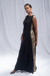 Bhaavya Bhatnagar Black Colored Jumpsuit