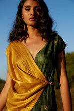 Load image into Gallery viewer, Tussar Silk Dress