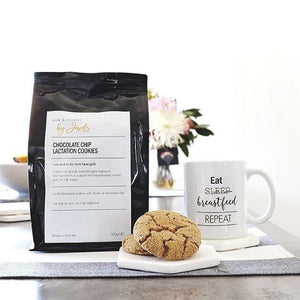 Milk & Cookies By Jewels Chocolate Chip Lactation Cookies