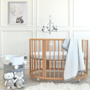 Austin the Lion - Molly's Baby Room
