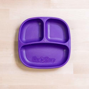 Re-Play Divided Plates - Molly's Baby Room