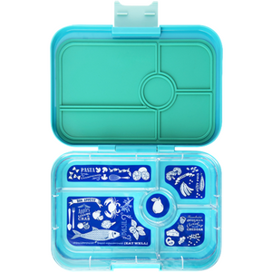 YumBox Tapas 5 Compartment - Molly's Baby Room