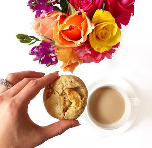 Milk & Cookies By Jewels Apple Crumble Lactation Cookies