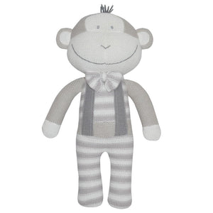 Max the Monkey Knitted Toy