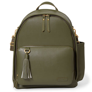 Skip Hop Greenwich Simply Chic Backpack - Molly's Baby Room