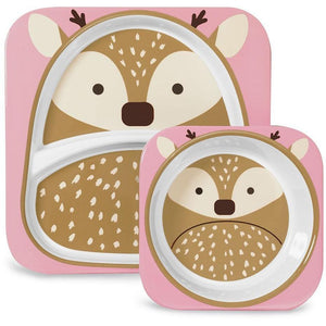 Skip Hop Zoo Mealtime Set - Molly's Baby Room