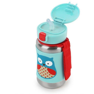 Zoo Stainless Steel Bottle - Molly's Baby Room