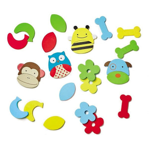 Skip Hop Zoo Mix & Match Foam Pals - Molly's Baby Room