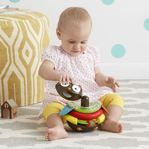 Skip Hop Explore & More Rocking Owl Stacker - Molly's Baby Room