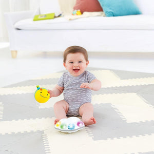 Skip Hop Explorer & More Follow Bee Crawl Toy - Molly's Baby Room