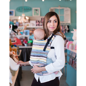 Tula Free-To-Grow Baby Carrier Shoreline - Ju-Ju-Be - Molly's Baby Room