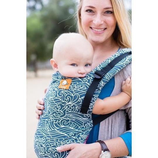 Baby Tula Free-to-Grow Carrier Splash