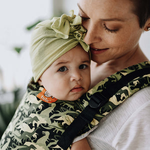 Baby Tula Free to Grow Carrier Camosaur