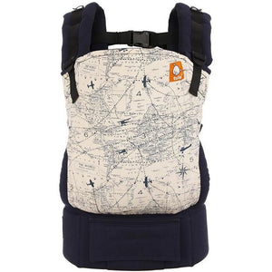 Baby Tula Toddler Canvas Carrier- Navigator - Molly's Baby Room