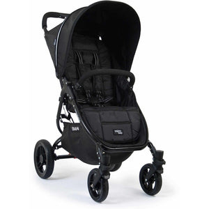 Valco Baby Snap 4 Black Beauty Pram - Molly's Baby Room