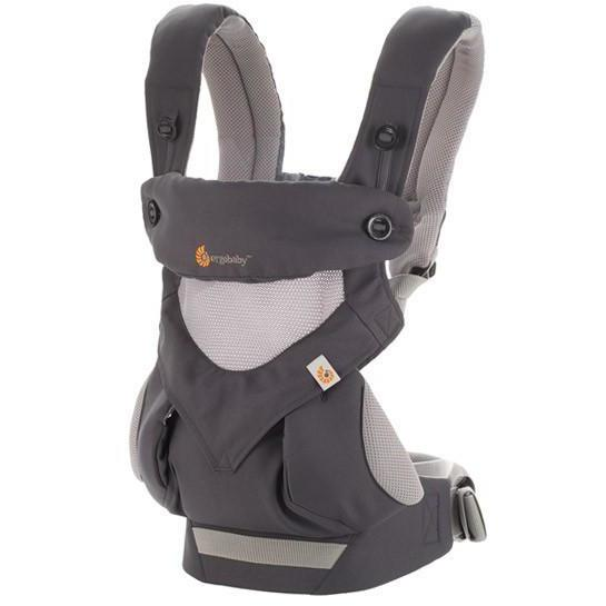 Ergobaby Four-Position Cool air 360 Carrier