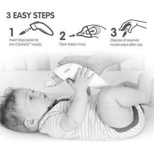 Oricom Cleanoz Easy Electric Nasal Aspirator - Molly's Baby Room