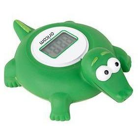 Oricom 02SC Digital room and Bath Thermometer- Croc
