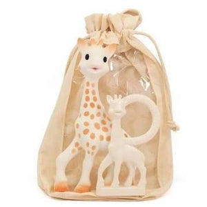 Sophie the Giraffe First Set in Gift Bag - Molly's Baby Room