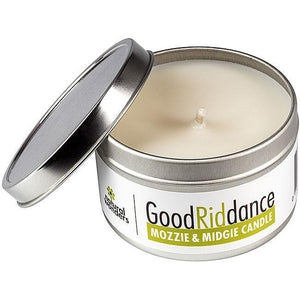 Good Riddance Mozzie & Midgie Soy Candle 225g Tin - Molly's Baby Room