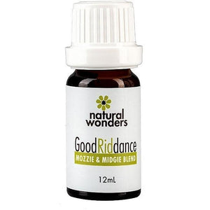 Good Riddance Mozzie & Midgie Mousse® Essential Oil Blend 12ml - Molly's Baby Room