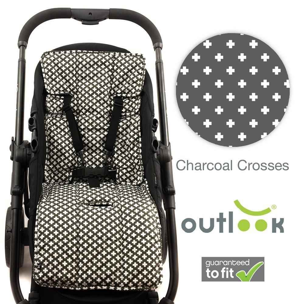 Outlook Cotton+Cotton Pram Liner