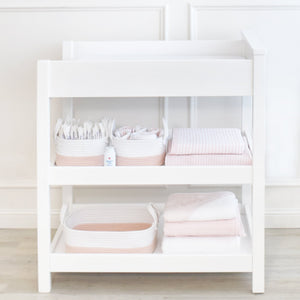 3pc Rope Storage Set - Molly's Baby Room