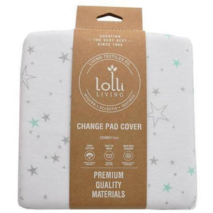 Lolli Living Change Pad Cover - Molly's Baby Room