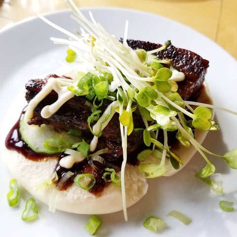 Berkshire Pork Belly Gua Bao