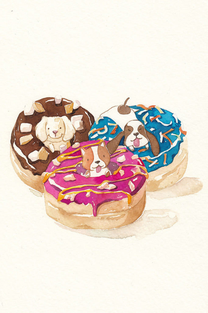 Donut Dogs