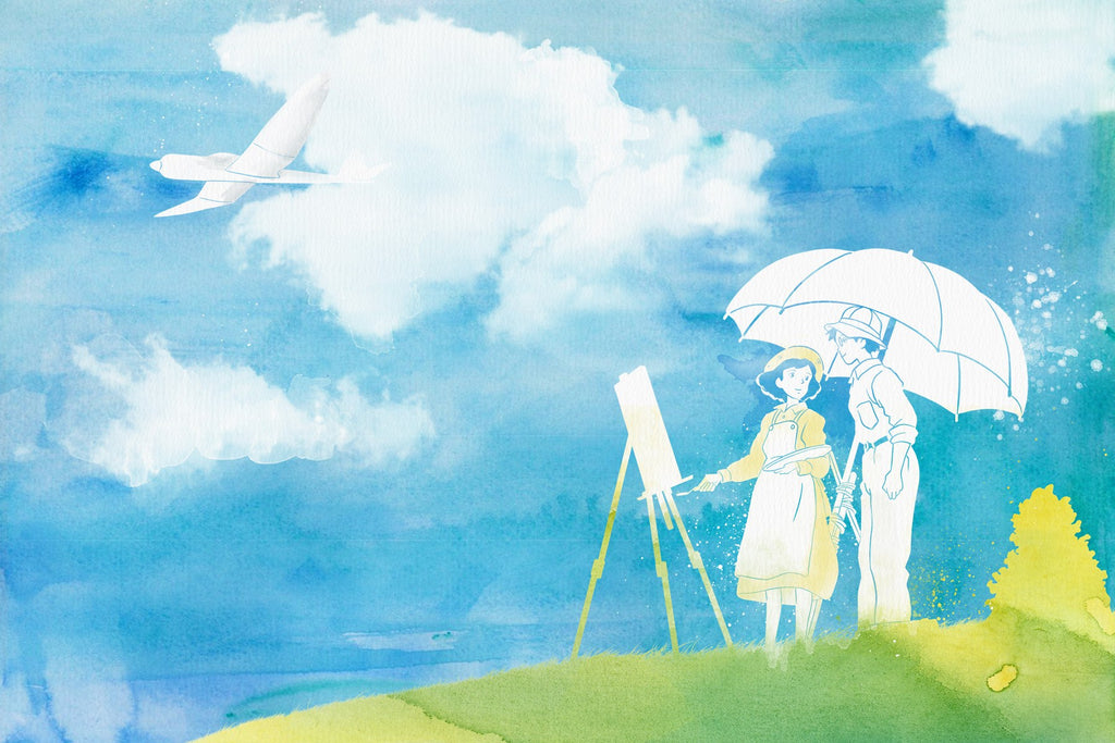 PenelopeLovePrints The Wind Rises Poster prints - 2