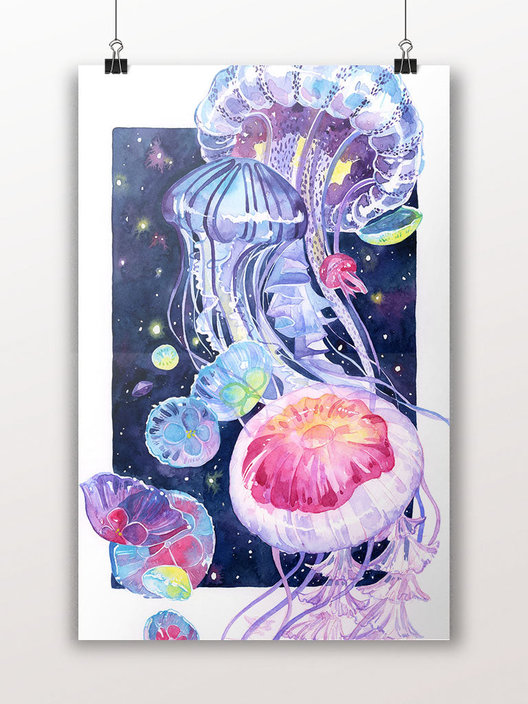 Space Jellyfish