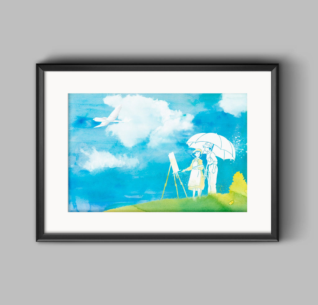 PenelopeLovePrints The Wind Rises Poster prints - 1