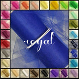 ROYAL BLUE premium nylon tulle - 25 Yard Rolls - other colors and sizes also available