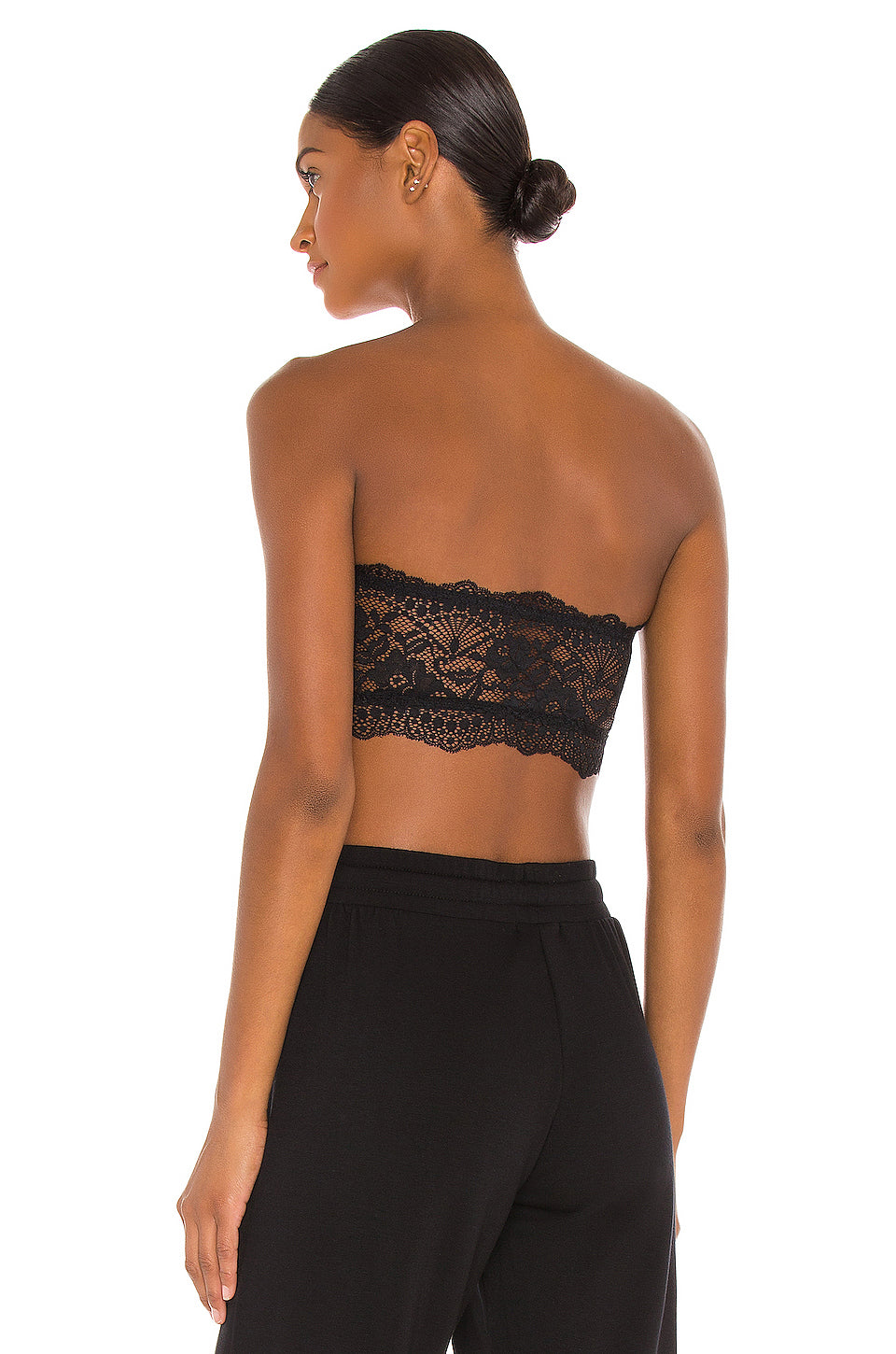 Lacey Looks Bandeau - Black