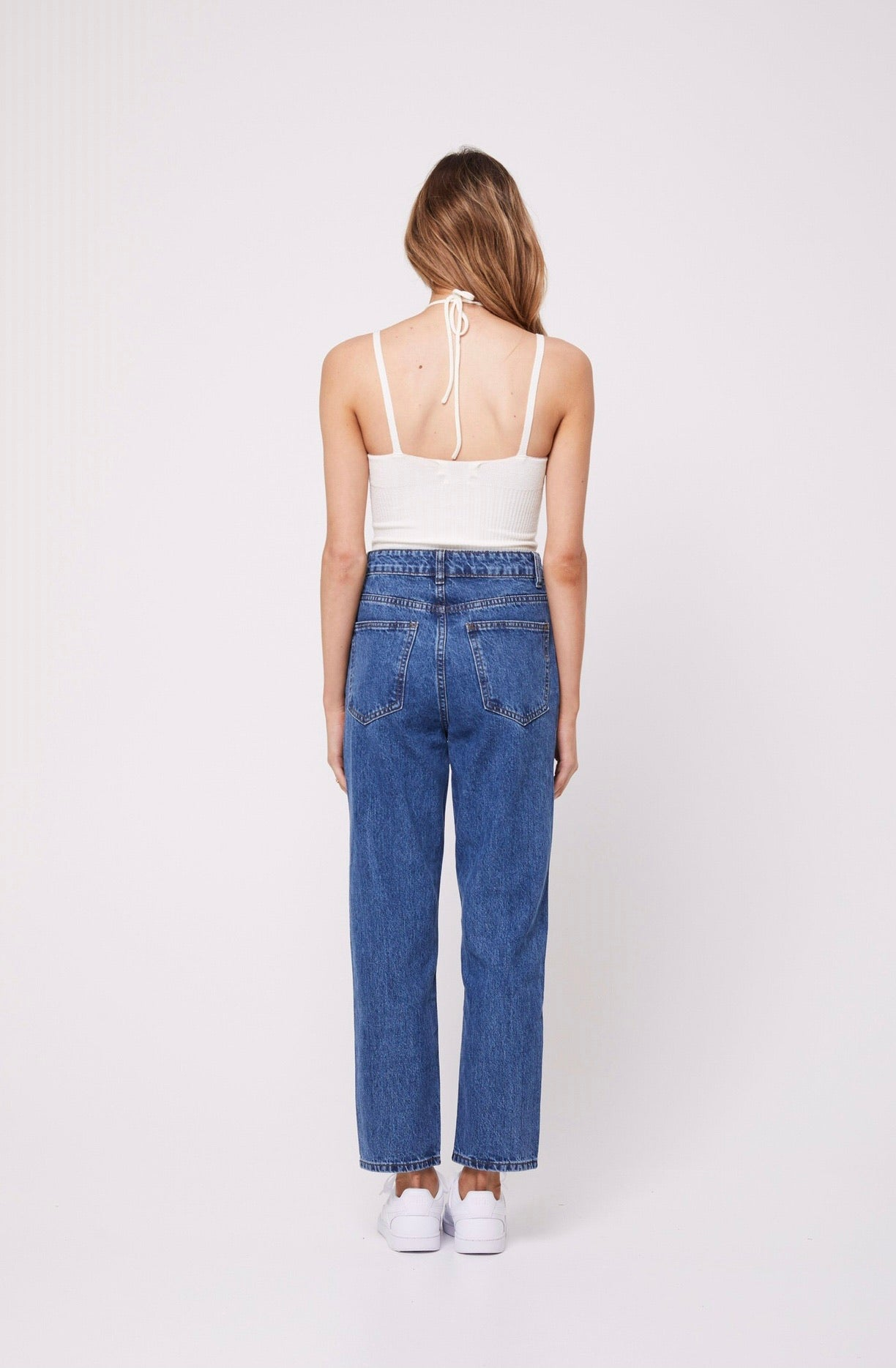 Rozalia X Atoir - The Denim Jeans - Washed Blue