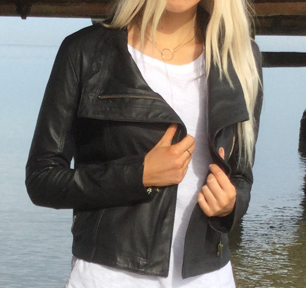 Urban Soul - Leather Jacket