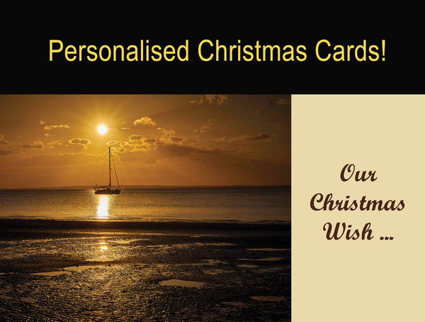 Christmas Cards - Personalised